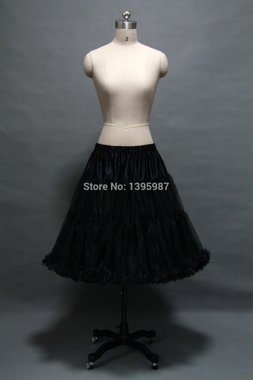 Acessórios do casamento preto Petticoat A linha Cheap Projeto colorido New Arrival 2014 para Vestidos LA003 anáguas bonito(China (Mainland))