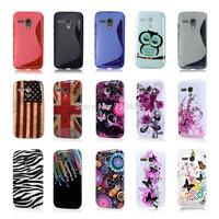 Cute Design Butterfly Polka Dots Owl Soft Protective Phone Bag for Motorola MOTO G Case Cover DVX XT1028 XT1031 XT1032 XT937C