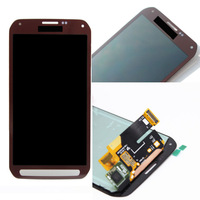 Original LCD Digitizer+Touch Screen FOR Samsung Galaxy S5 Active  G870 G870A Red