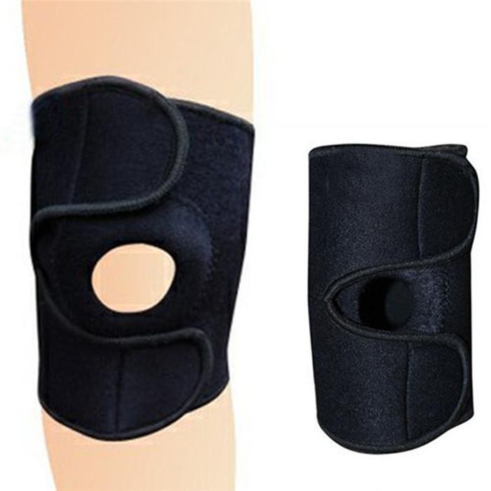 Joelheira for Sports Leg Support Kneepad Rodilleras Guard Tactical Knee Protector Pad Brace Patella Volleyball/Motocross T016(China (Mainland))