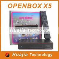 original Openbox X5 openbox Z5 satellite receiver support IPTV+Youtube+3G Modem+ full HD