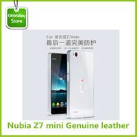 Original Aluminum material cover Nubia Z7 mini  cover case,Metallic materials