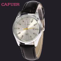 Freeshipping High Quality Fashion Quartz Casual Watch Men Charm Dress Watch Retro Design Leather Band Analog Calendar Wristwatch