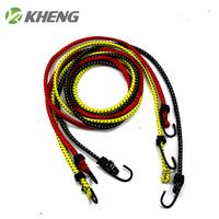 Kheng bicycle enkindling rope luggage rope rubber band elastic folding bike metal rope tied stacking shelf rope