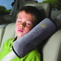 2014 New Seat Belt Shoulder Pad Car Shoulder Neck Strap Pillow Car Safety Seat Belt Cushion Harness Comfortable Pad