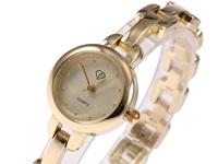 Hot Sale Style Restoring Ancient Ways Design Bracelet Watch The Women'S Apparel Brand Simulation Alloy Watch Quartz Watches
