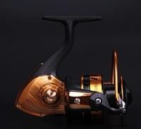 10BB 6000 Gapless Black Gold 0.35/285 0.4/220 0.45/175 rodas de fiar ruecas buque pesquero navio de pesca spinning wheel