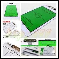 soccer basketball volleyball coaches vertical tactics board disk board soccer tactics board Non-magnetic football marker boards
