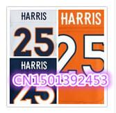 Cheap Stitched Custom Men's American Football Jersey #25 Chris Harris Elite Football Jersey/Shirt .Accept Drop Shipping