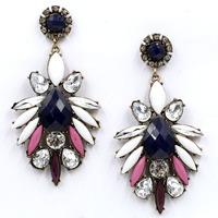 New 2014 fashion HOT women stud earrings earring bubble vintage korean Earrings for women jewelry wholesale