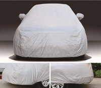 Multi size Full Car Cover Breathable UV Protection Outdoor Indoor Shield car covers styling