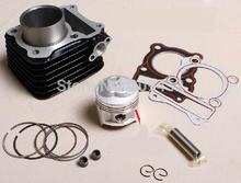 Питания мотоцикл gs125, Gn125, Hj125-a цилиндр комплект ( цилиндр / поршневое кольцо / булавка / Gaskit / клапан печать ) комплект для