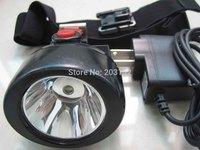 120pcs/lot FREE SHIPPING KL2.5LM LED Mining Headlight Cordless Mining Lamp Wireless Miner Cap Lamp