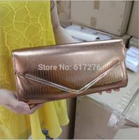 Famous Designer Bags 2014 Evening Clutch Purses Shoulder Bags Women Handbags High Quality Envelope Grey/Silver/Gold