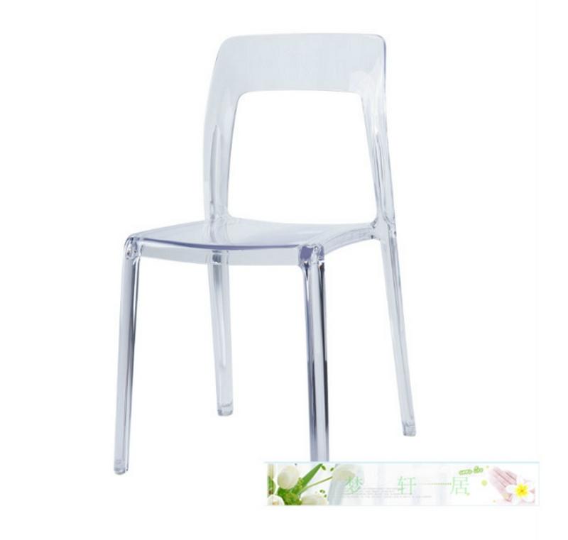 Achetez en gros chaise en plexiglas en ligne des grossistes chaise en plexi - Chaises plexiglass ikea ...