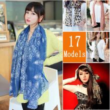 lace desigual warm scarves and scarves  plaid hijab cap skull bandana winter scarf women shawl(China (Mainland))