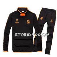 Real Madrid Chelsea etc training suit soccer track suit UEFA Champions League jacket pants sportswear set