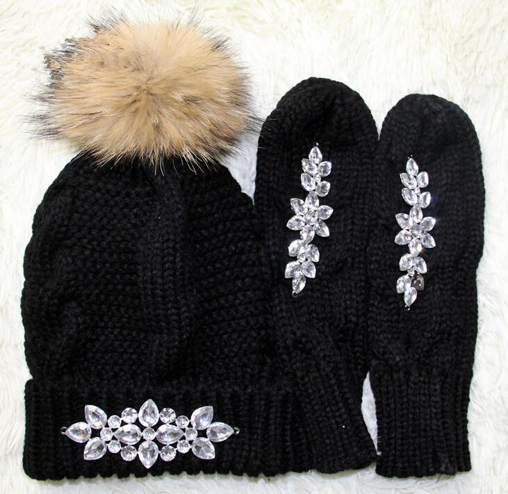 Женская шапка & Skullies & skullies