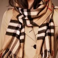 Cashmere scarf fashion plaid muffler female male long wool autumn winter warm not itch cape lovers wrap shawl cozy classy soft
