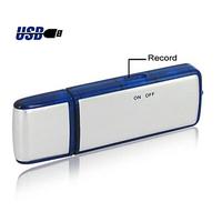 Co-crea 16GB USB Flash Drive Digital Voice Recorder