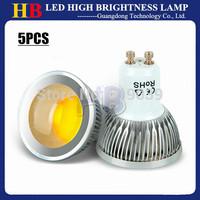 Hot sale!! 5pcs Dimmable GU10 GU5.3 E27 E14 B22 9W 12W 15W COB LED Spot bulb White/Warm/Cool White AC/110V 220V Free Shipping