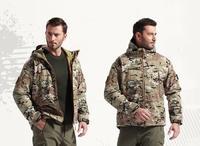 size XS- XXL large sizes 2014 new big brand men technical jacket outdoor jacket army camouflage jacket MWJ14009