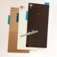 Original For Sony Xperia Z3 L55T D6603 D6643 D6653 D6616 D6633 battery cover back cover Orignal with logo Free shipping