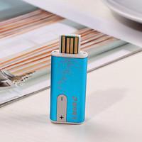 Tsinghua Tongfang Professional 4g Recording Pen Mini HD USB Flash Drive Mp3 Player(Black)