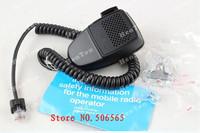 Black HMN3596A   Handheld Speaker MIC  suit for motorola car mobile radio GM300,GM3688,GM3188,GM950,GM338 8 pins freeshipping