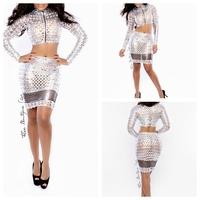 2014 free ship sexy fashion one-piece dress