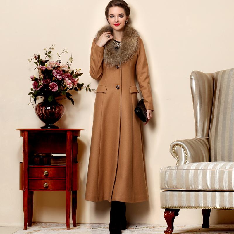 Long Coat With Fur