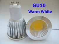 Factory Sale 5pcs Best Chips COB LED  Bulbs GU10 15W  9W Cold Warm White 110V 220V Dimmable LED COB Spotlights Lamps Bulbs