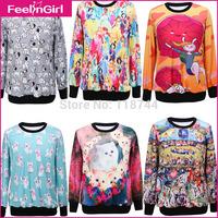 10 Hot Models Long Sleeve O Neck Nice Printed Thin Boys Sweatshirts Casual Emoji Hoodie Good Printing Junior Clothing 3