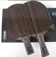 Stiga Table Tennis Blades EBENHOLZ 7 FL / LONG / SHORT HANDLE / RACKET/ Table Tennis Bats / paddle & PINGPONG Racket