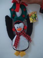 2pcs/lot Christmas decoration doorbell christmas toys christmas pendant