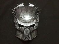 FREE shipping Mask of  Aliens vs. Predator Requiem  style,golden colour + silver color kc-mj010