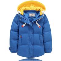 High Quailty Hot ! Boy Long sections boys thick winter Down Fashion Boys winter coat children's down jacket children outwear