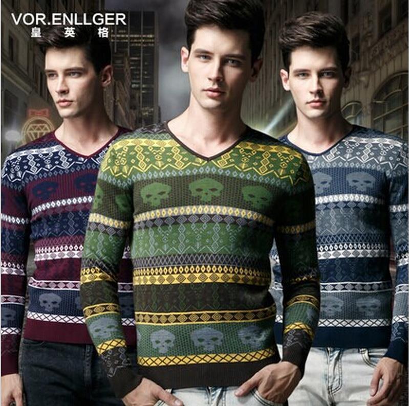 Мужской пуловер v MY048