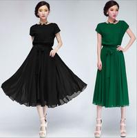Ladies Long Bohemian Dresses,Sexy Party Dresses,Vestidos Festa Casual Beach Dress,Sundress Vestido Verao 2014
