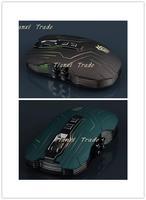 Original 9D 3200DPI Optical 2.4G Wireless Gaming Mouse For DotA FPS Laptop PC Gamer Free Shipping