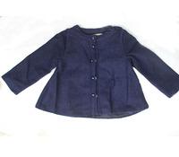 wholesale(5pcs/lot0-child girl winter button outwear  jacket