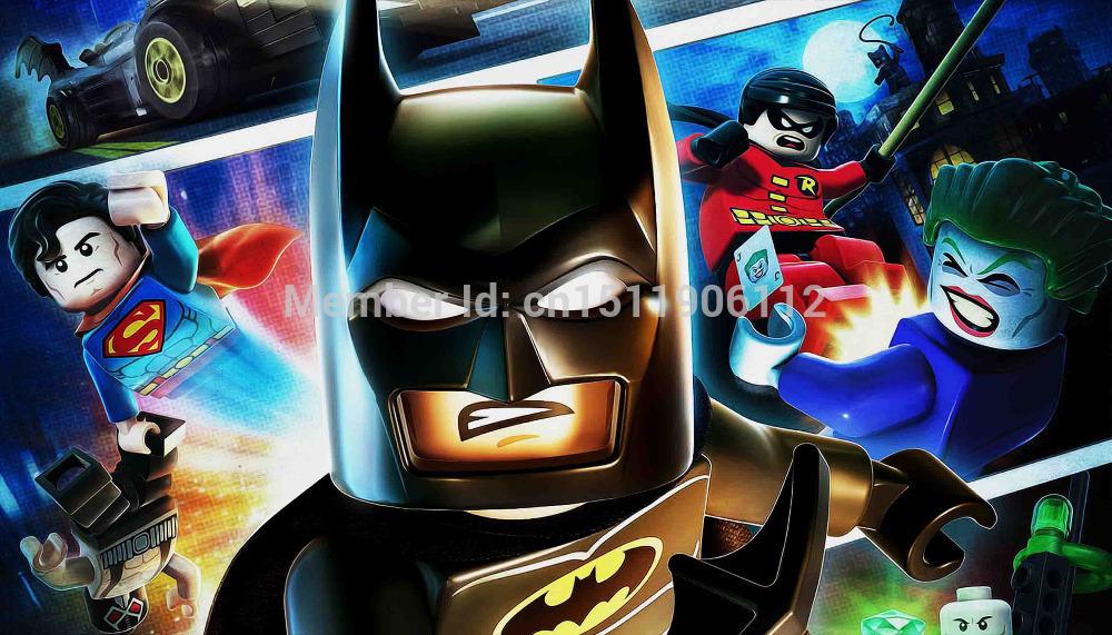 Lego Batman 2 Characters Wallpaper The Lego Movie Batman 2 dc