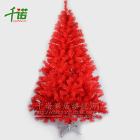 New , wholesale price!!180cm encryption commodity red christmas tree