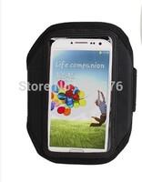 Wholesale high quality Sports Armband Case for Samsung Galaxy S IV  i9500  100pcs/lot