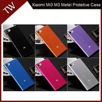 Xiaomi M3 mi3 Metel Case Cover Protection Case Six Color Optional Black,Silver,Rose,Purple,Orange,Blue