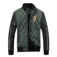 Hot Sale Men's Winter Warm Down Jacket Man High Quality Down Coat Winter Outwear collor coat