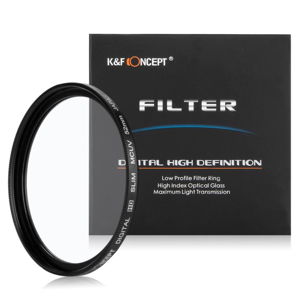 Фото - Фильтр для фотокамеры OEM 52 K & F MC Canon 500D niKon D3100 D5100 LH0005501E meike fc 100 for nikon canon fc 100 macro ring flash light nikon d7100 d7000 d5200 d5100 d5000 d3200 d310