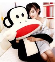 Marry Christmas Day Stuffed Toys Monkey doll large size Plush Toys 150cm