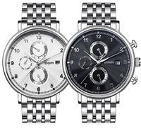 Dom men automatic military watch men wristwatches casual watch man clock mens sports watches men luxury brand relogio masculino
