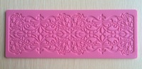 New Arrival  Lace Silicone  Mold Fondant Cake Decorating Tools, Mould,  Silicone Soap Mold, Cooking Tools-S300